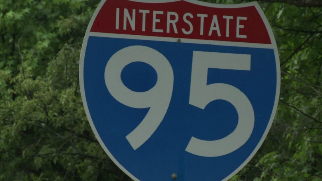MAJOR delays on I-95 this weekend, VDOT warns