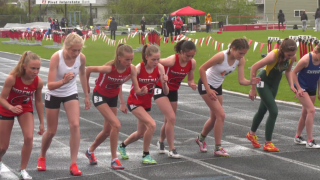 Highlights: Eastern AA divisional track and field Day 1