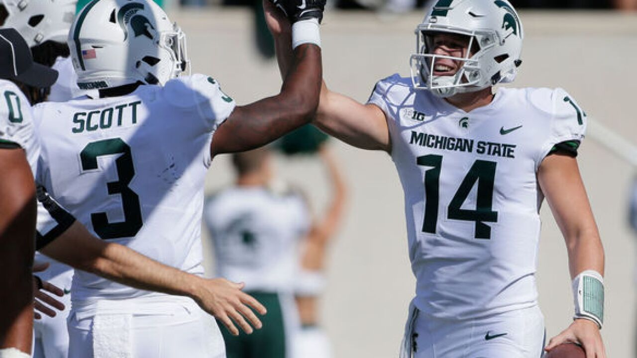 Michigan State defense strong again in 28-14 win over WMU