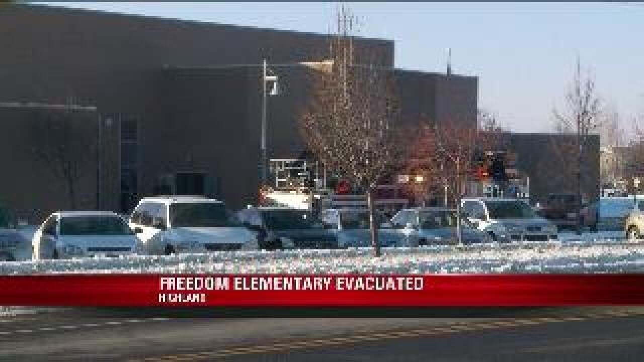 Student responsible for fire at elementary school in Highland, police say
