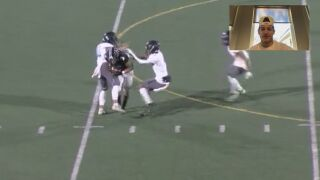 South's Guarienti 'bowling ball' touchdown wins Friday Football Fever Play of the Week (Week 6)