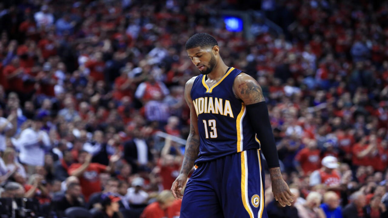 PHOTOS: Pacers' season ends with Game 7 loss