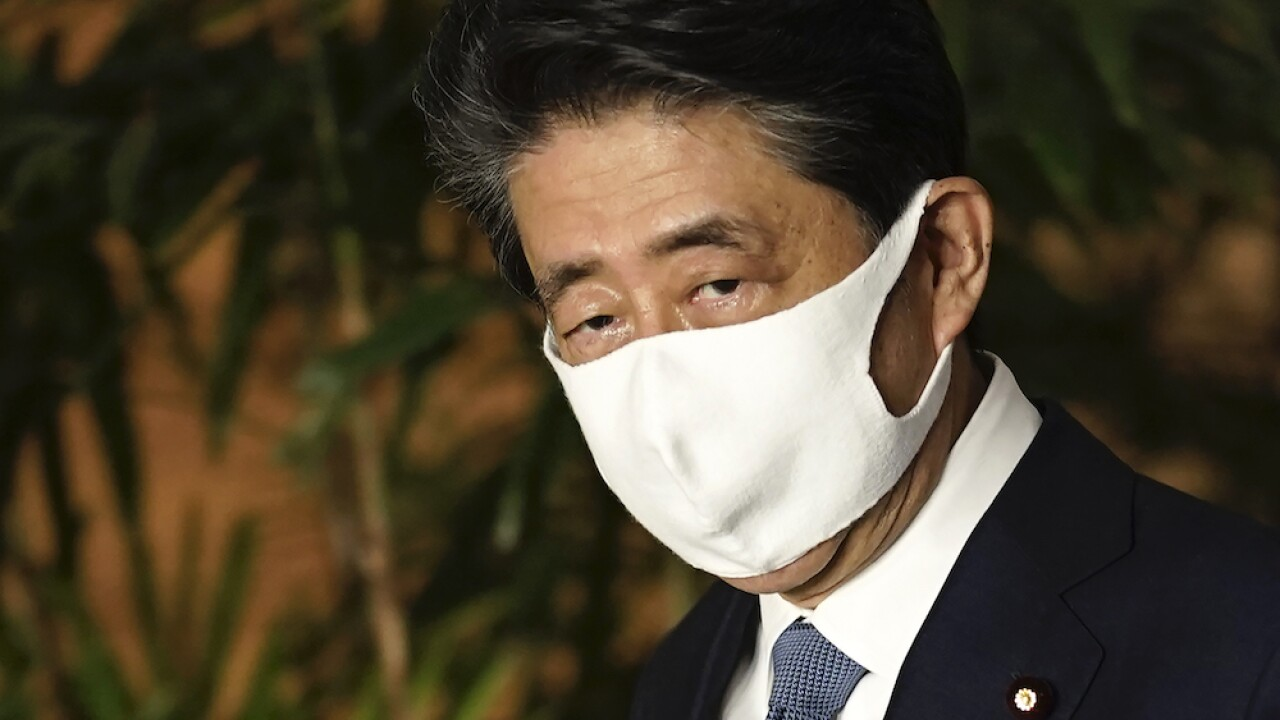 Shinzo Abe: Japanese prime minister says he will resign due to chronic health problems