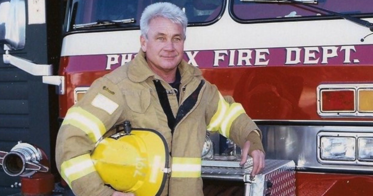 Phoenix retired firefighter hospitalized by COVID-19 while on vacation