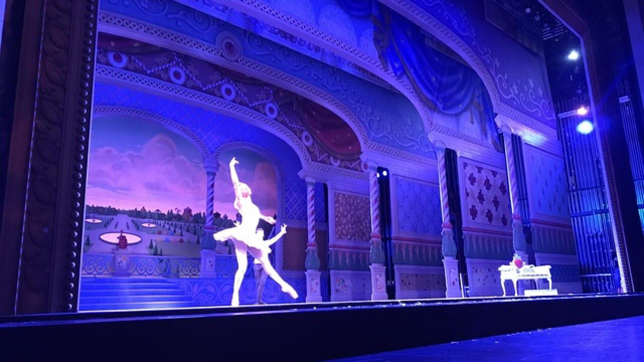 African-American woman takes lead in Nutcracker