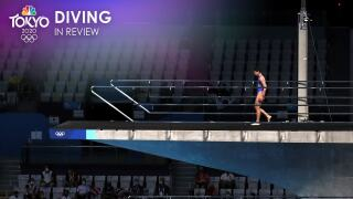 Tokyo Olympics Diving in review: China nearly sweeps, U.S. bags trio of medals