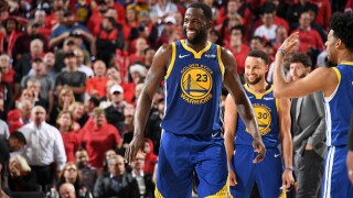 "Draymond Green believes he's the best because that helps him ""have a shot at being the best"""