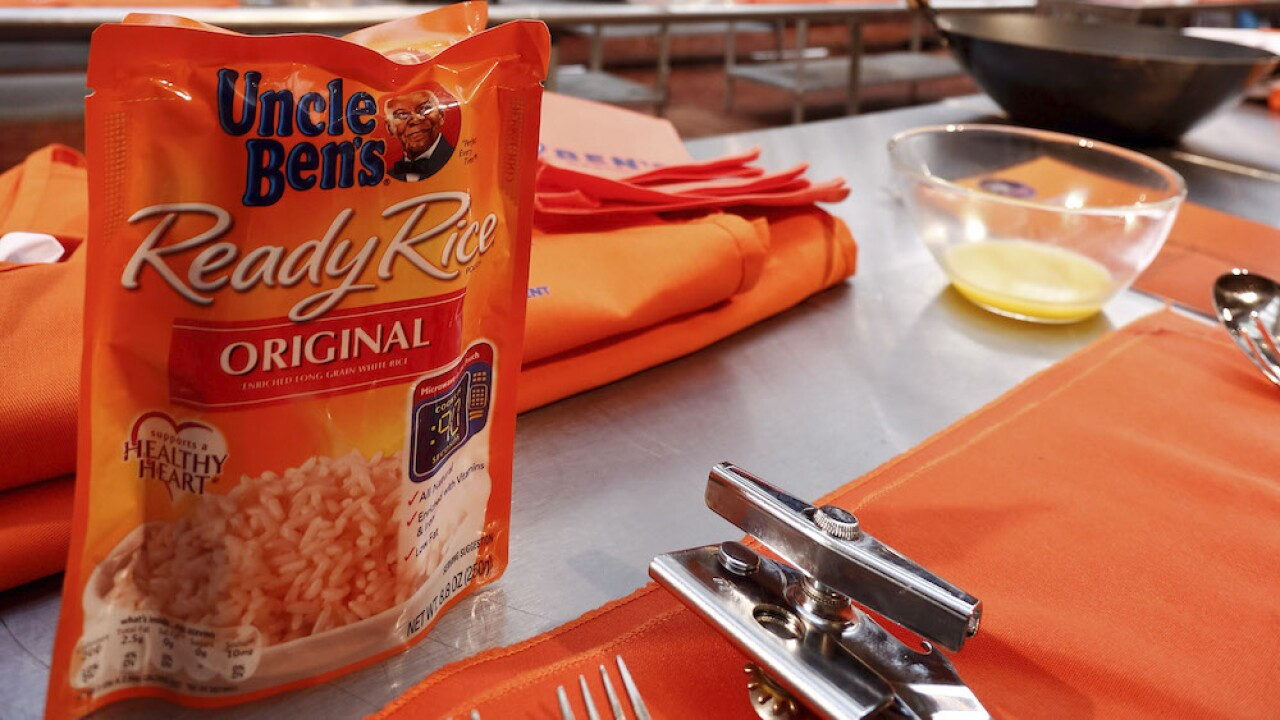 Uncle Ben's rice promises change to branding, exact changes and timing unclear