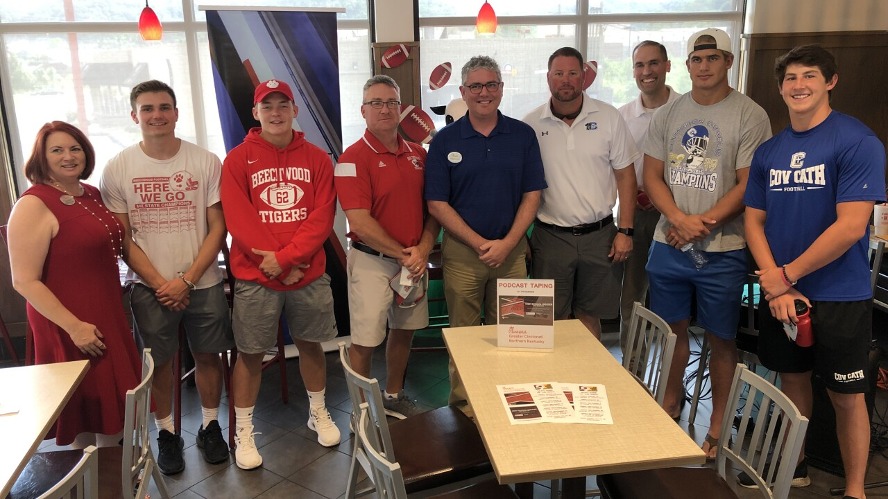 High School Insider Podcast: Beechwood, Covington Catholic football coaches discuss upcoming season