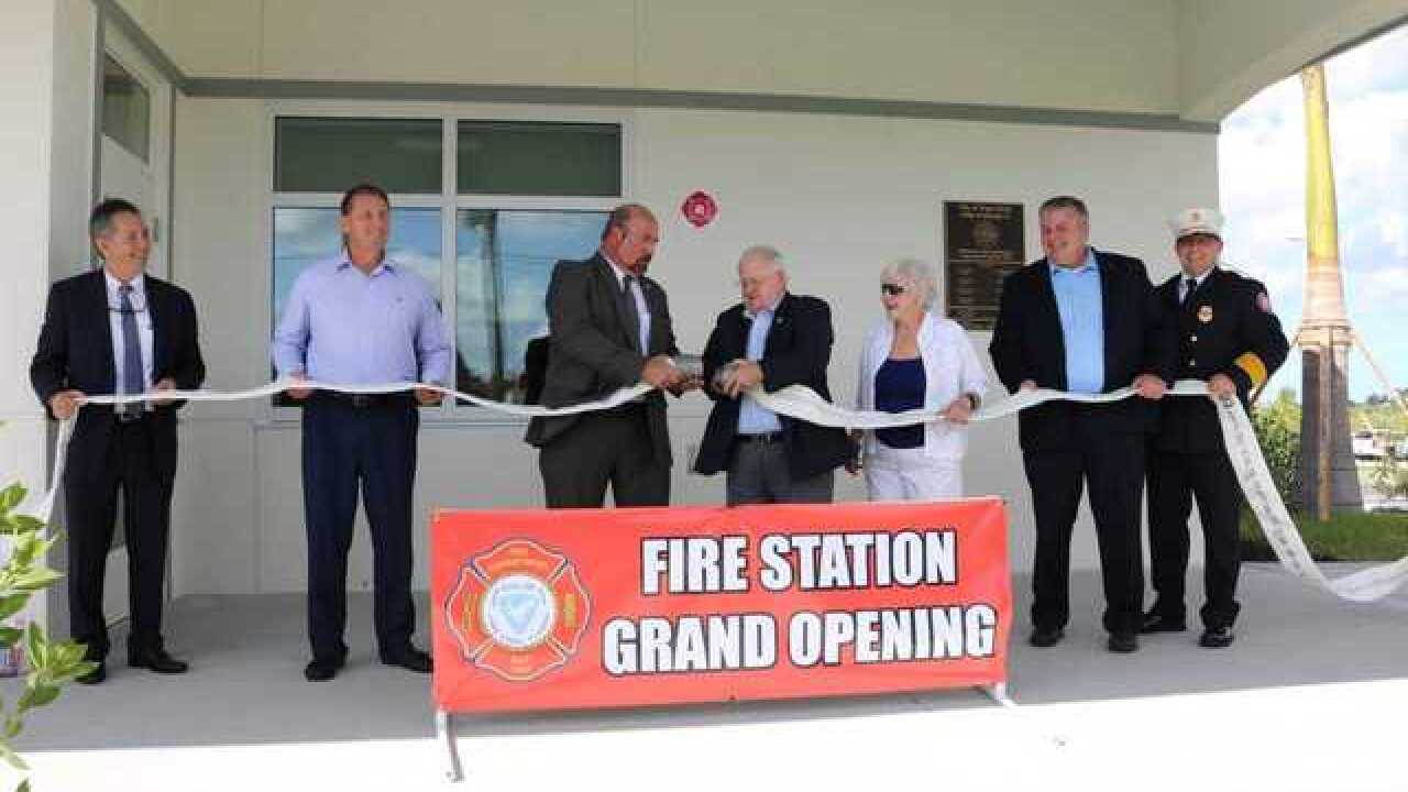 New fire station officially opens in Cape Coral
