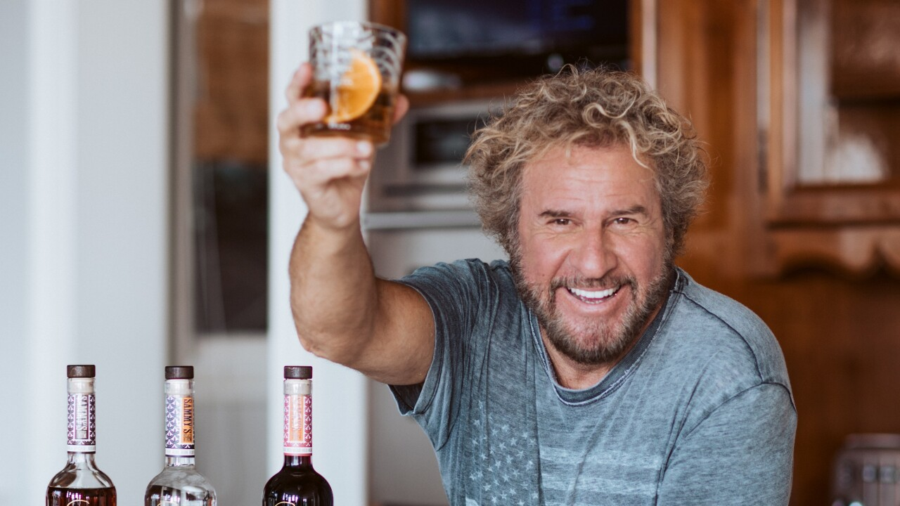 Join Rock Legend Sammy Hagar For Virtual Happy Hour Today