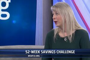 Morning Mix- MSUFCU Saving Challenge