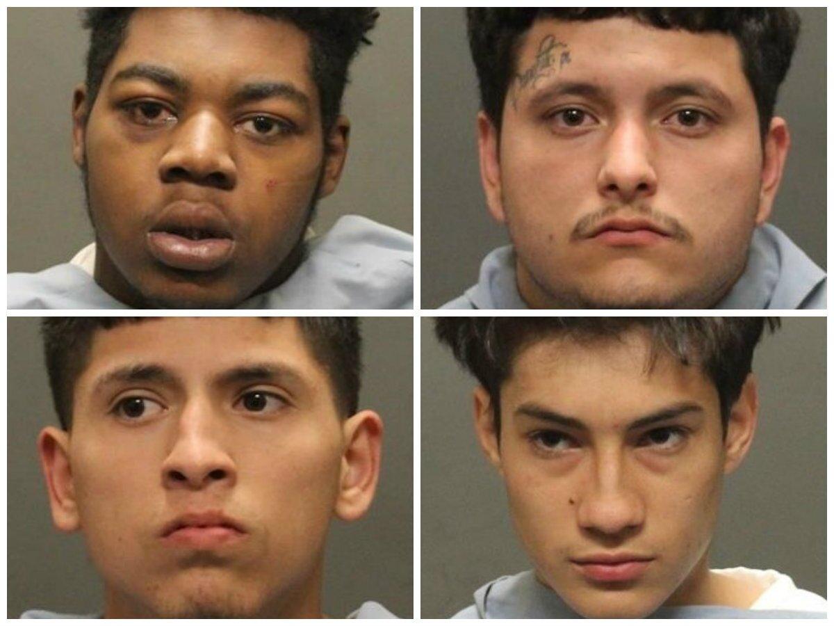 get money gang members plead guilty