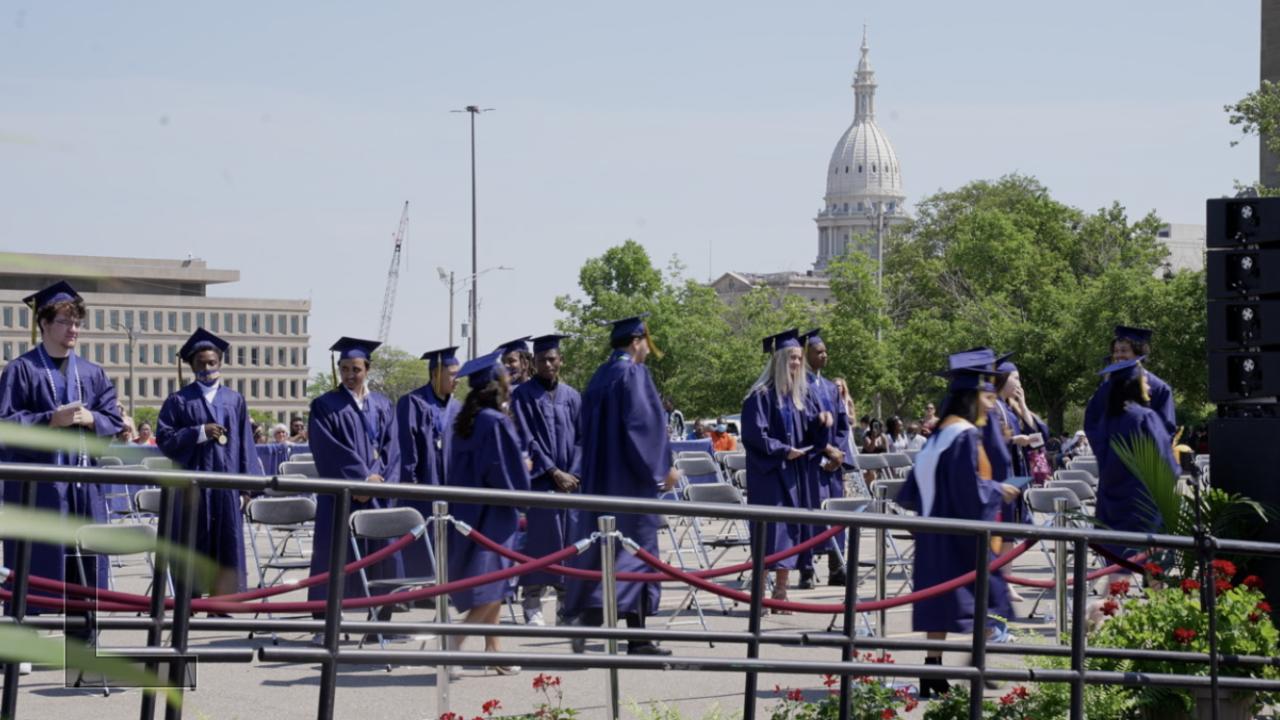 Eastern High School Graduation 2021