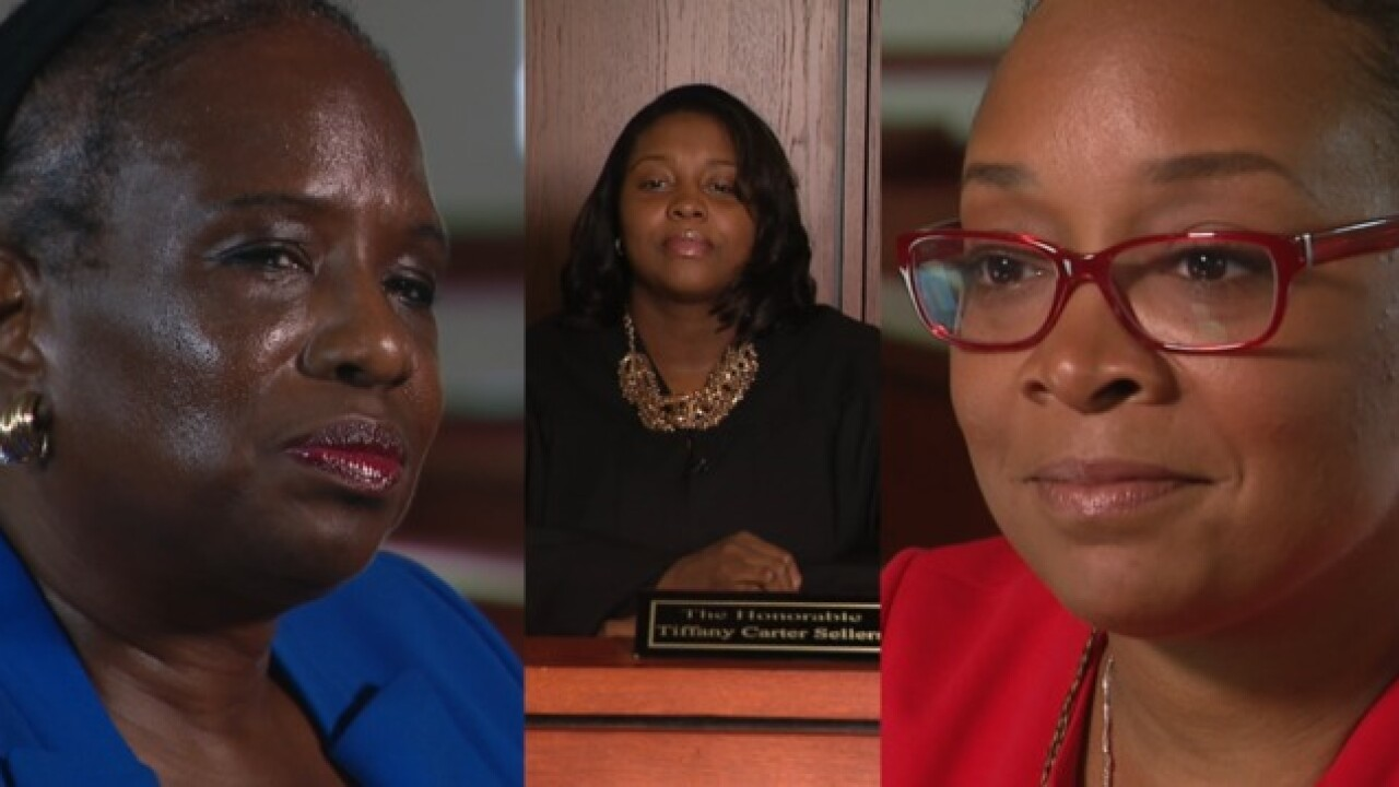 This Georgia city is making history with black women ruling justice system