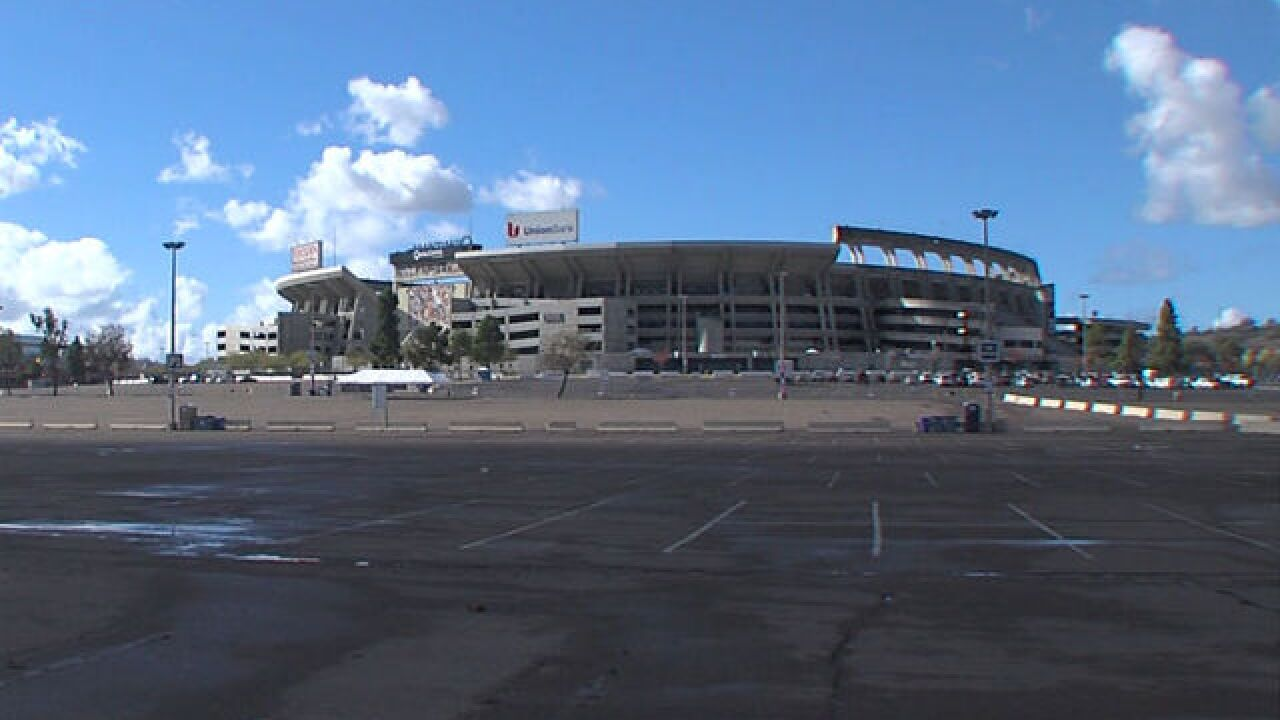 Group wants new stadium for MLS in San Diego