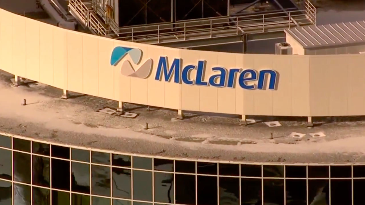 McLaren Hospital