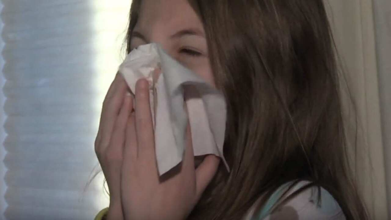 Your Healthy Family: With flu on the rise, how to prevent it's spread