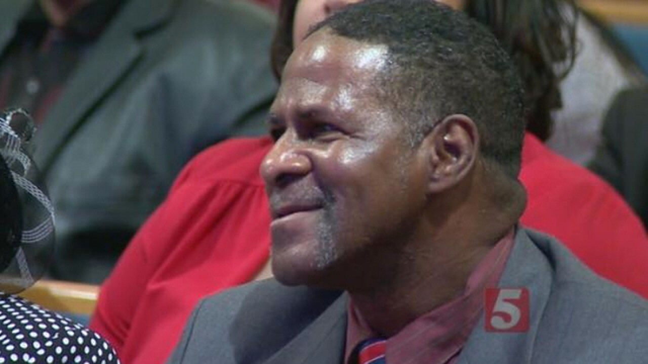 Lawrence McKinney Looks To Future After Being Exonerated