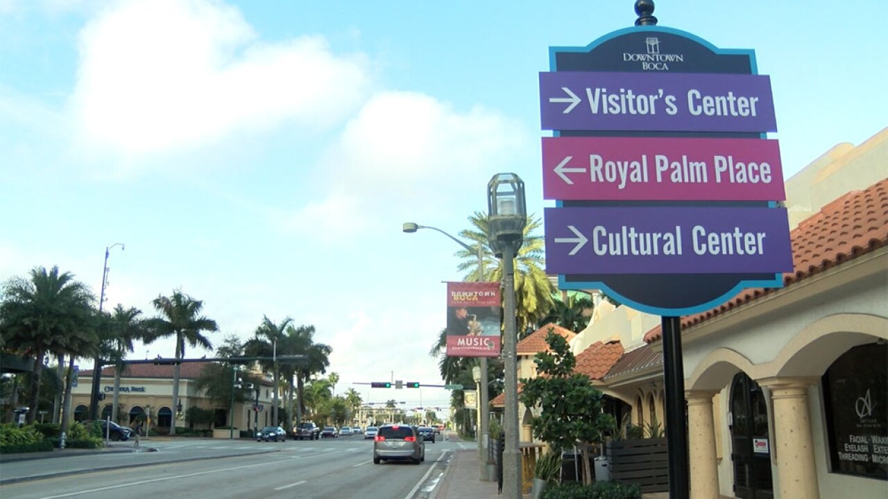 WPTV downtown Boca Raton