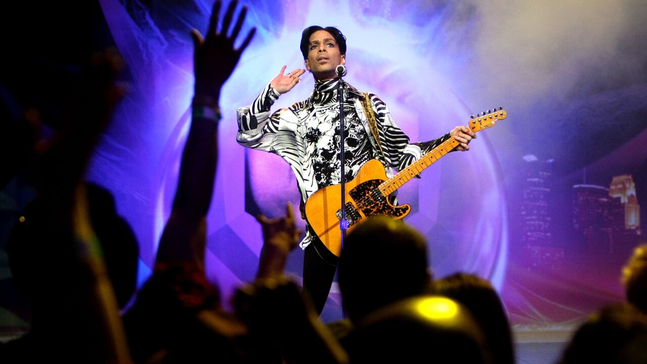 One of Prince's final tweets was about Richmond