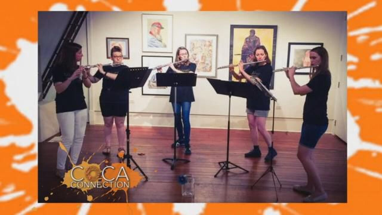 COCA Connection: The Tallahassee Flute Club Prepares for their Spring Concert