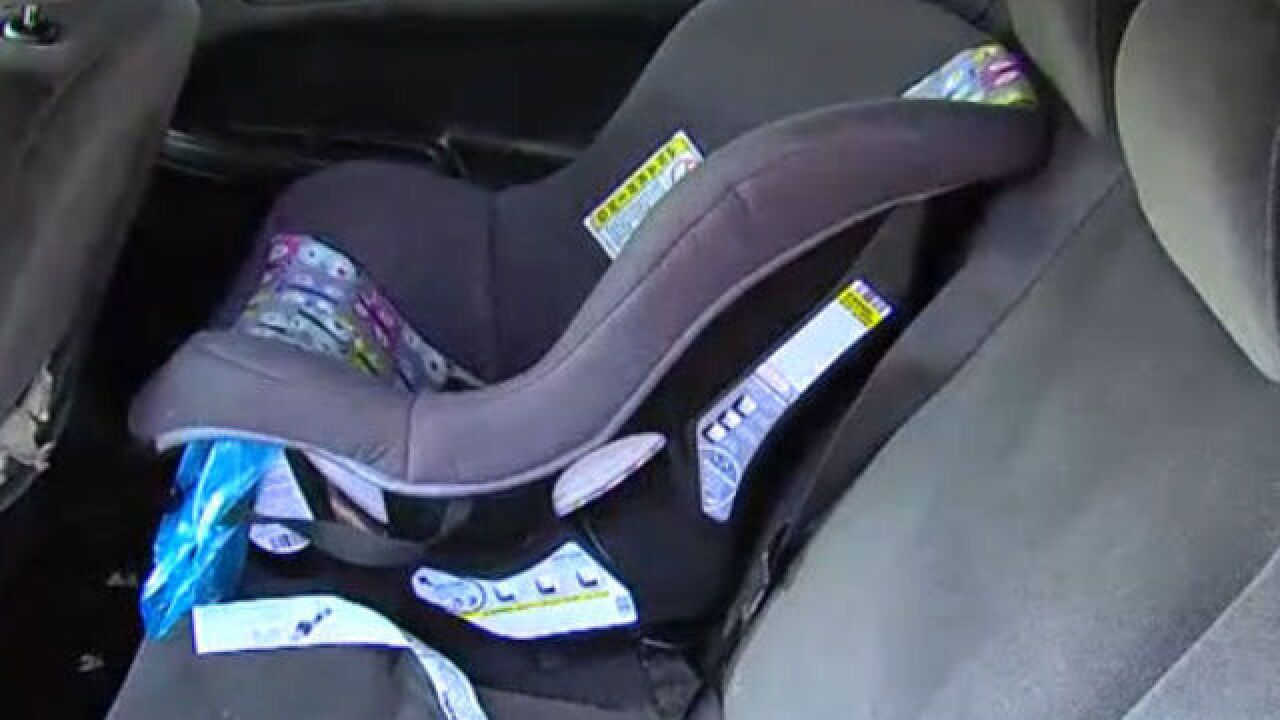 CHP holding free car seat check up event being held Saturday, February 10