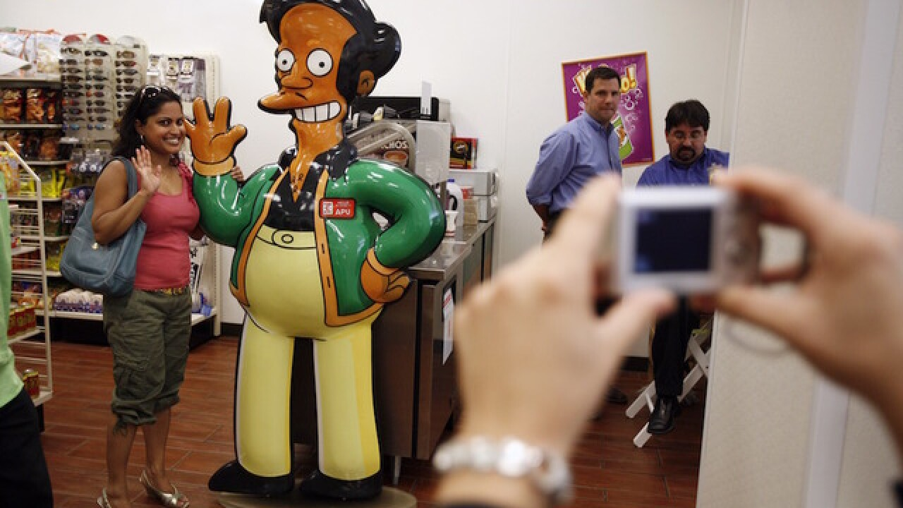 'The Simpsons' addresses Apu stereotype criticism