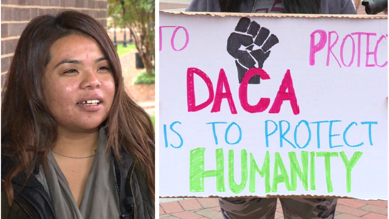DACA case 'burden' of uncertainty for VCU Dreamer
