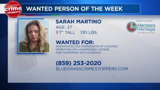 Crime Stoppers Most Wanted Person Of The Week: March 13, 2019