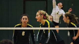 Great Falls CMR sweeps Butte, clinches first State AA tournament berth since 2009