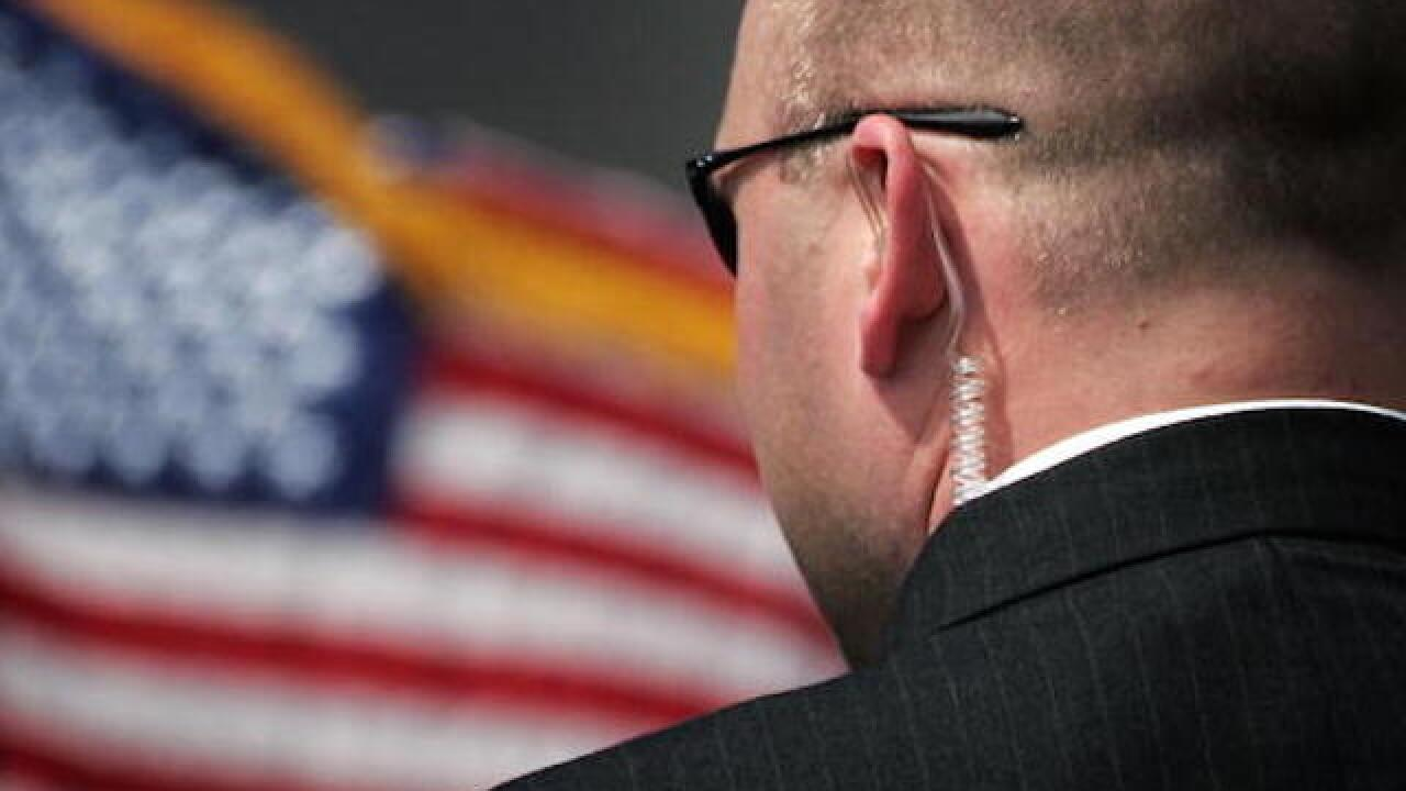 Secret Service agent has gun stolen from car