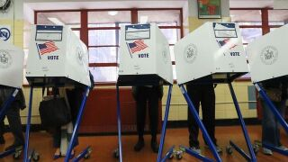 Polls open for the Spring Primary Election