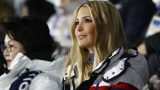 Skiier Gus Kenworthy slams Ivanka Trump's appearance at Olympics closing ceremony