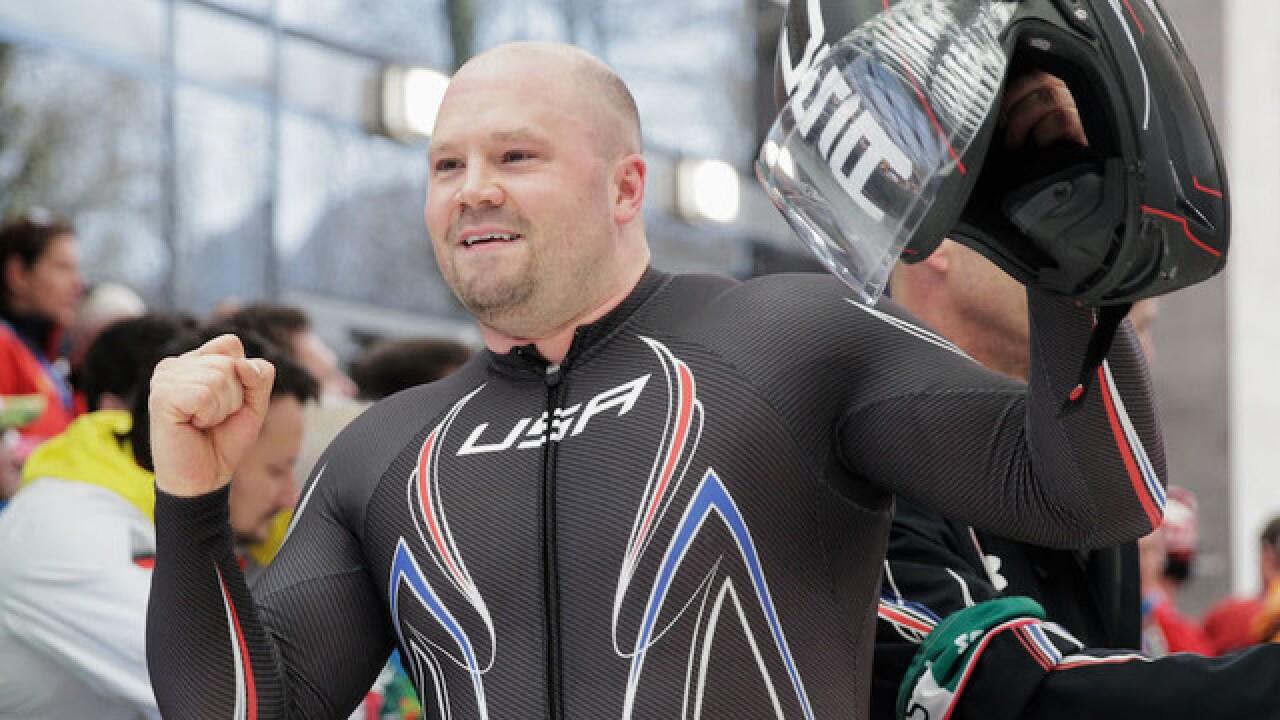 Team USA Olympic bobsledder found dead
