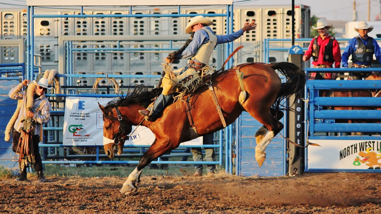 PRCA and high school rodeos hang in the balance as Montana continues phased reopening