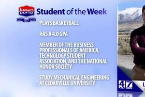 Student of the Week: Luke Apenburg