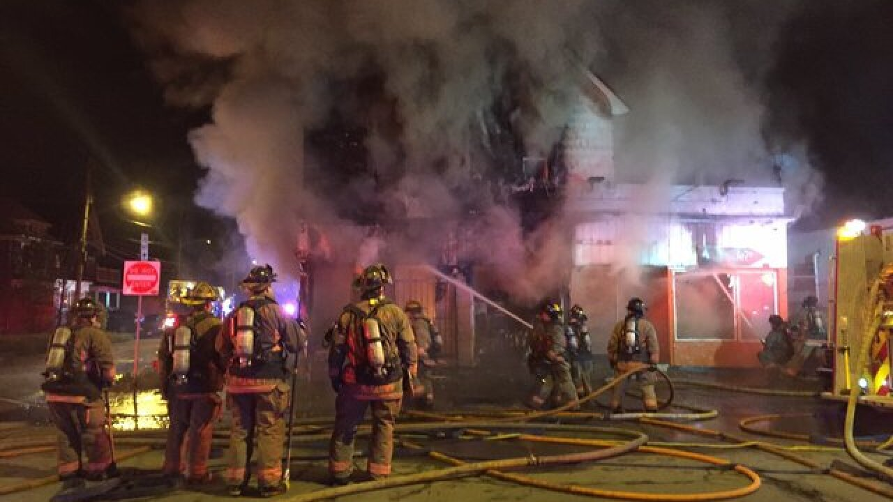 Fire causes half-million dollars in damage