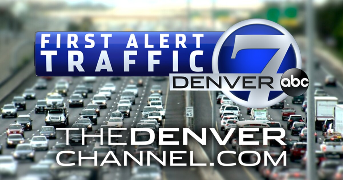Abc Traffic Map.Traffic Denver7