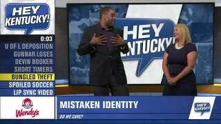 Mary Jo and Chip on Hey Kentucky! 08-20-19