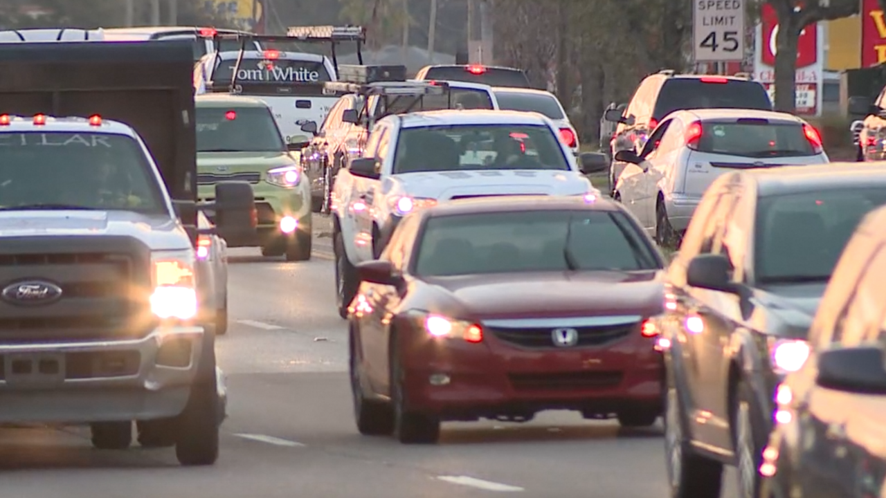 Traffic Safety Report for Florida