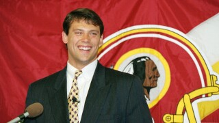 Redskins Draft Pick Shuler 1994