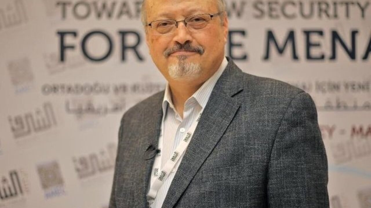 Washington Post publisher calls Saudi announcement on Khashoggi a 'coverup'