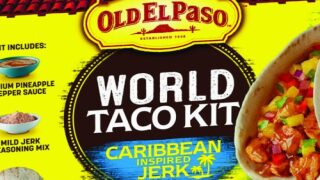 Old El Paso Has New Taco Kits With Flavors From Japan, Korea And The Caribbean