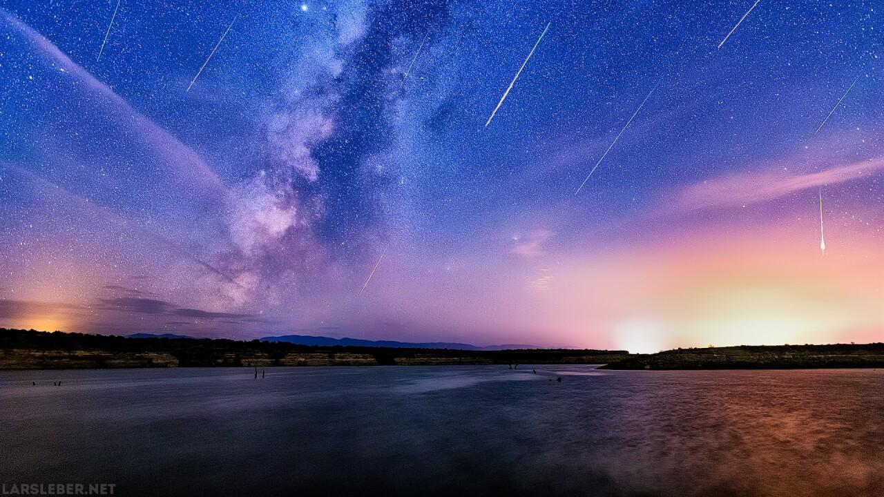 Perseid Meteor Shower Pueblo Reservoir Lars Leber Photography.jpg