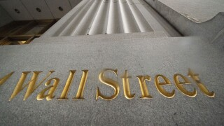 Financial Markets Wall Street Stock Market