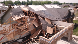 Ohioans continue clean-up efforts after May tornadoes; one woman shares her experience
