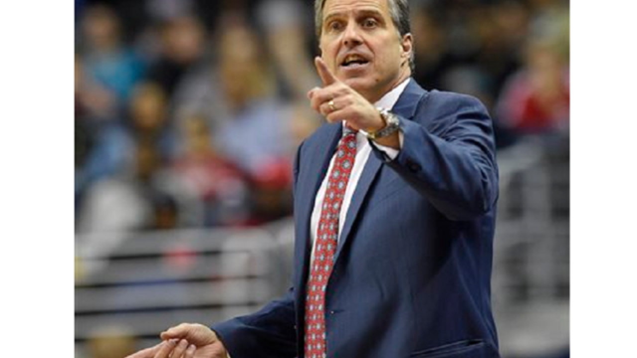Washington Wizards fire head coach Randy Wittman
