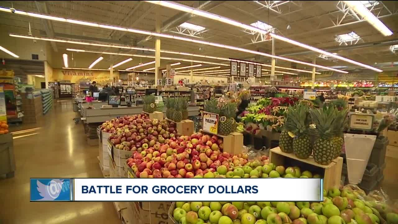 Westlake grocery store