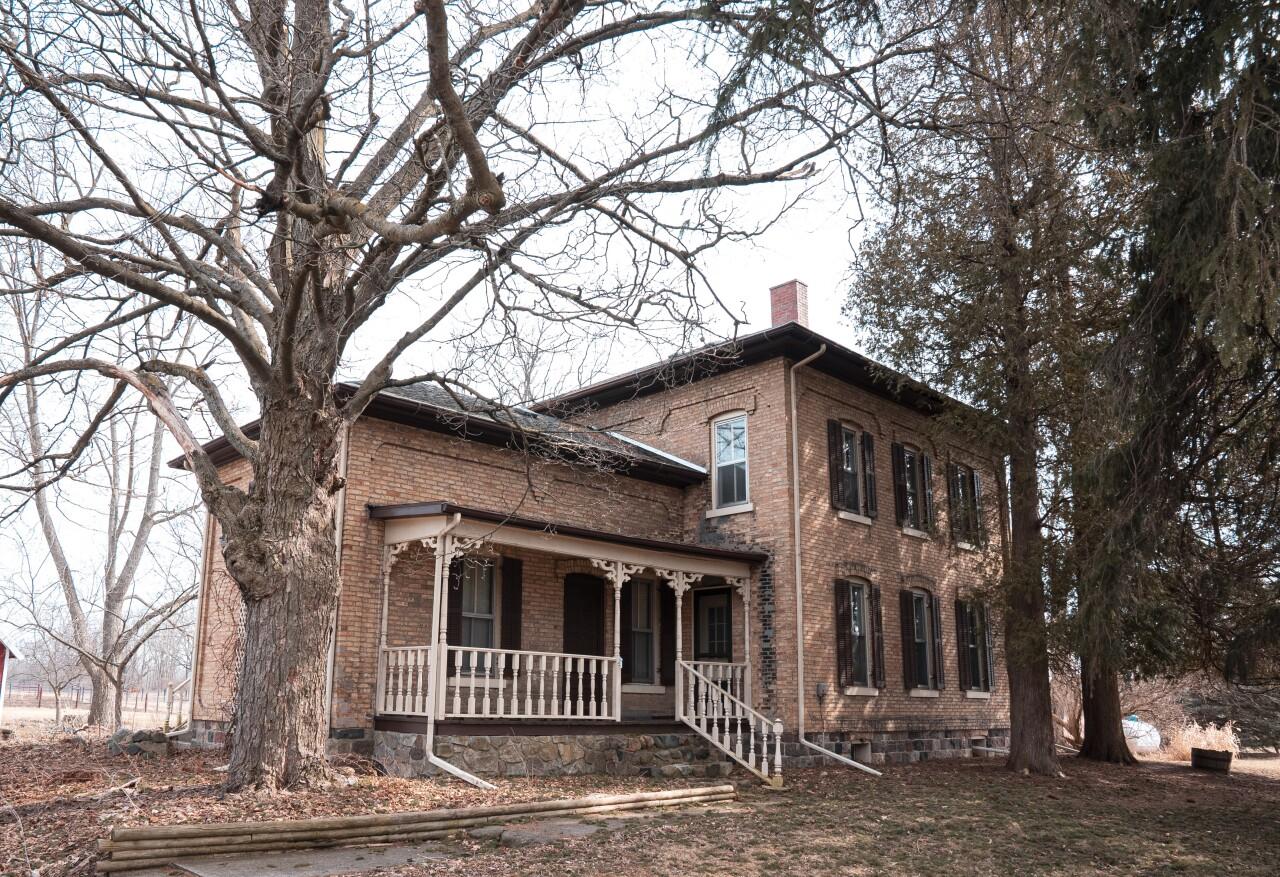 Williamston Farm House